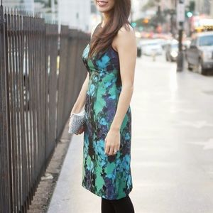 Anthropologie Water Garden Dress by Leifsdottir